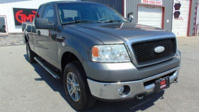 2007 Ford F-150 4WD Supercab XLT