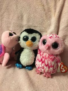 Ty The Beanie Boo s collection
