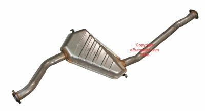 Find NEW Starla Center Muffler 19664 SAAB OE 5466867 motorcycle in Windsor, Connecticut, US, for US $227.84