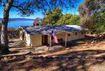 1895 Westlake Drive Kelseyville Two BR, Waterfront home