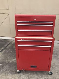Tool chest 2-piece