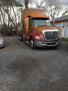 2013 International Prostar+Eagle Sleeper Cab