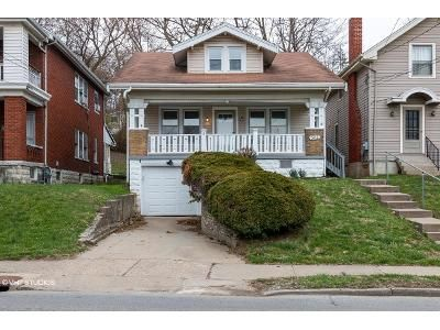 4 Bed 1 Bath Foreclosure Property in Covington, KY 41014 - Highland Pike