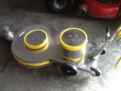 High Speed Floor Buffer 2000RPM