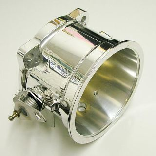 Buy Accufab F105VB 105MM Race Throttle Body V-Band Clamp Mustang 5.0 86-93 motorcycle in Suitland, Maryland, US, for US $381.83
