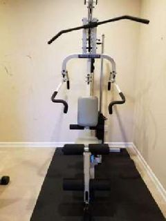Pacific Fitness Home Gym