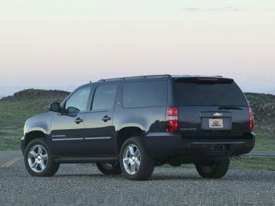 2013 Chevrolet Suburban LT 1500 (Black)