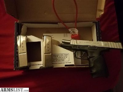 For Sale/Trade: Smith & Wesson SD40Ve