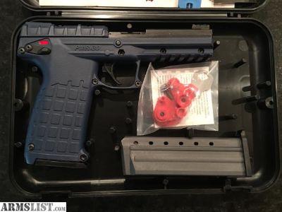For Sale: Kel-Tec PMR-30 Blue / PMR30 22 Magnum