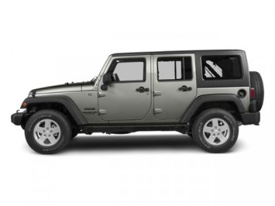 2013 Jeep Wrangler Unlimited Sport (Billet Silver Metallic)
