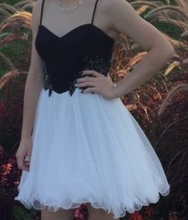 White Prom dress or Homecoming