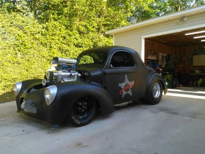 1941 Willys Blown BBC