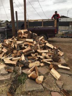 Seasoned Firewood (Douglas Fir/ Pine)