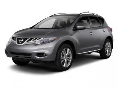 2011 Nissan Murano SL (Platinum Graphite Metallic)