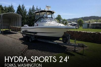 1998 Hydra Sports 2450 Anniversary Edition