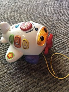 Vtech fly and learn
