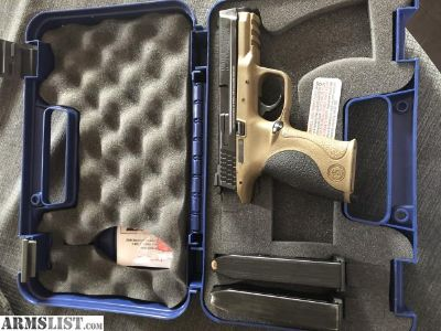 For Sale/Trade: FDE M&P 9mm