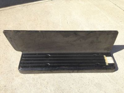 Purchase NOS 1973 1980 C40-60 SERIES LH RUNNING BOARD CHEVY GMC TRUCK 1973 1974 1975 1977 motorcycle in Union Grove, Wisconsin, United States, for US $195.00