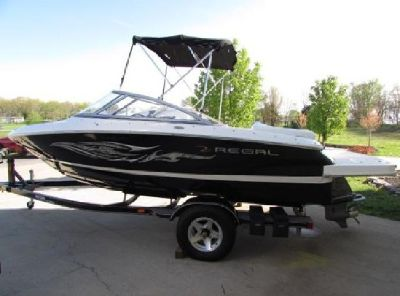 +++2009 Regal 1900 20ft Ski Wakeboard V8 5.0l Volvo Penta