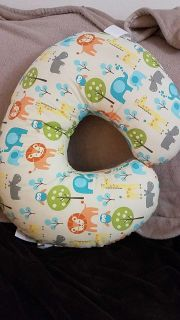 Bobby Nursing Pillow with Cover