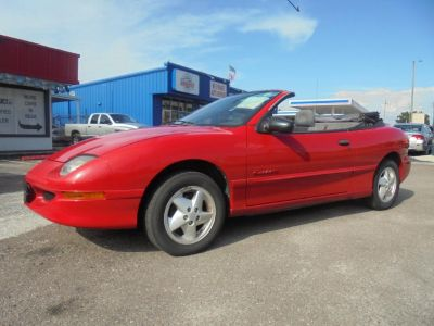 1997 Pontiac Sunfire SE (RED)