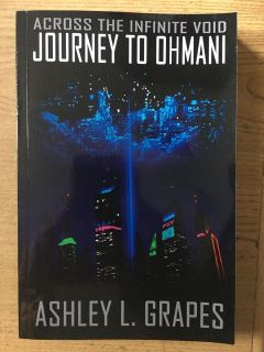 Journey to Ohman by Ashley Grapes