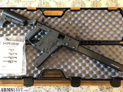 For Sale: Kriss Vector gen II CRB Black - 45 ACP