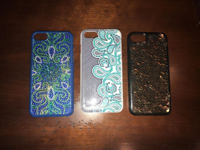 Lot of 3 iPhone 7/8 Cases