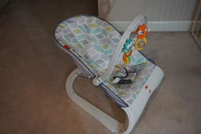 Fisher Price Bouncer excellent condition!