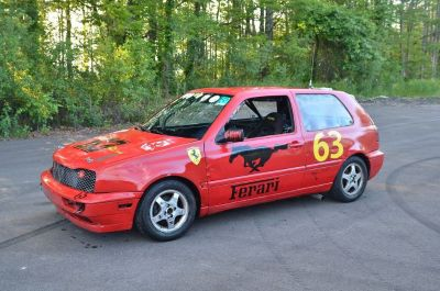 1997 vw gti lemons chump car
