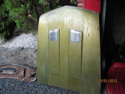 Find 1970 Javelin SST Hood PA NJ New York Area motorcycle in Coal Township, Pennsylvania, US, for US $100.00