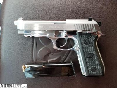 For Sale: Taurus pt92 stainless
