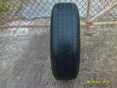 "SUV / Light Truck 17"" Used tires for sale"