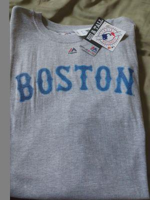 Men's 3XL Boston t-shirt