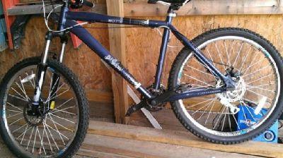 $450 OBO Mountain Bikes