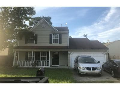 3 Bed 2.5 Bath Preforeclosure Property in Suffolk, VA 23434 - Falcon St