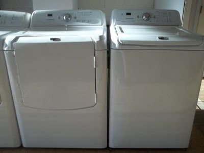 MAYTAG BRAVO WASHER & DRYER