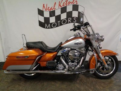 2014 Harley-Davidson FLHR - Road King® (Amber Whiskey/Brilliant Silver)