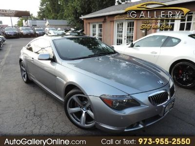 2007 BMW 6-Series 650i (Silver Gray Metallic)