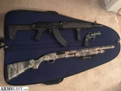 For Sale: 3 Guns For Sale