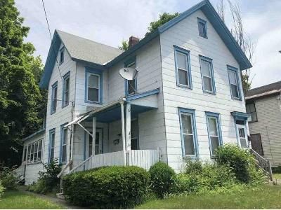 4 Bed 2 Bath Foreclosure Property in Gloversville, NY 12078 - North St