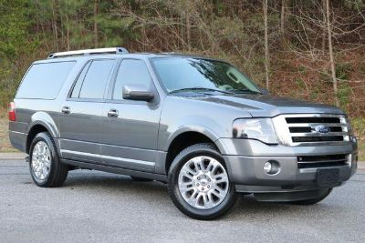 2014 Ford Expedition EL Limited (Gray)