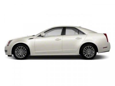 2010 Cadillac CTS 3.0L V6 Luxury (White Diamond Tricoat)