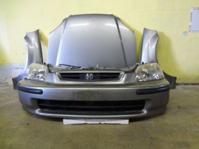 Find JDM Honda Civic 96-98 EK3 Nose Cut Conversion Hood Bumper Fenders Headlights EK motorcycle in Opa-Locka, Florida, United States, for US $699.00