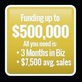 INVENTORY FUNDING! The #1 Company for a $2OOK Cash Advance Business Loan, FAST!