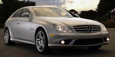 2006 Mercedes-Benz CLS-Class CLS500 (Black)