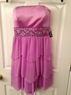 REDUCED!NEW(with tag on)Gorgeous Prom Dress size 11