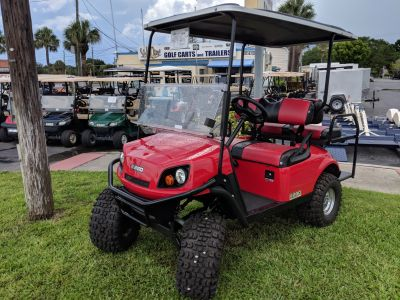 2018 E-Z-Go Express S4 Gas Powered Golf Golf Carts Fort Pierce, FL