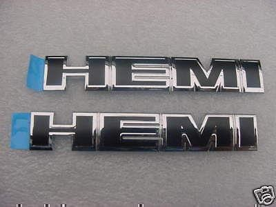 Buy Mopar Late Model Hemi Emblems motorcycle in Girard, OH, US, for US $9.99