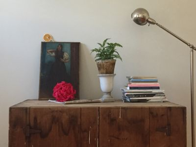New England Jelly Cabinet / Chest / TV Stand